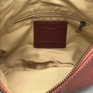 Coach Bags - Vintage Coach East West Hobo Bag D0769 BIN21